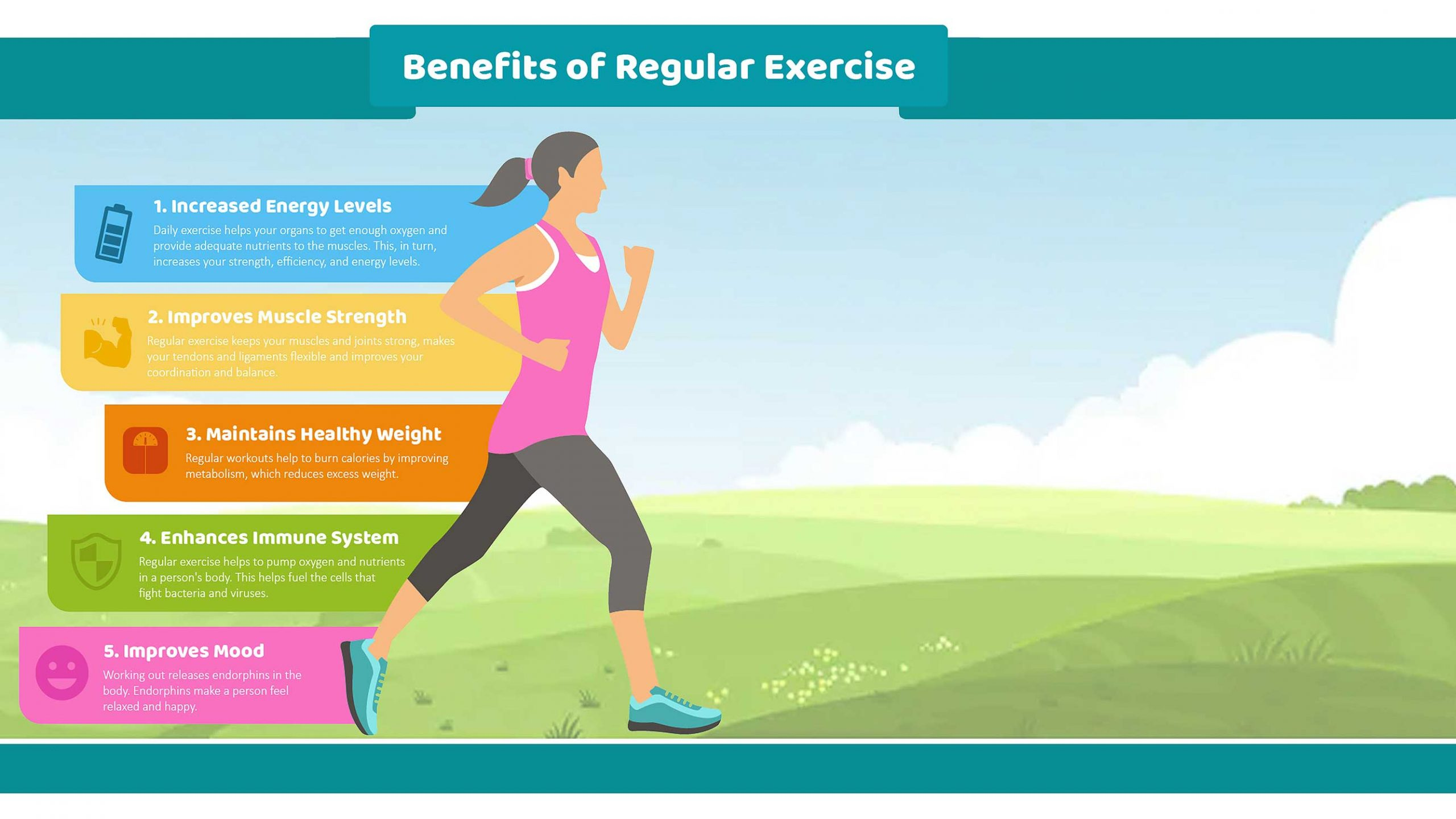 BenefitsOfRegularExercise