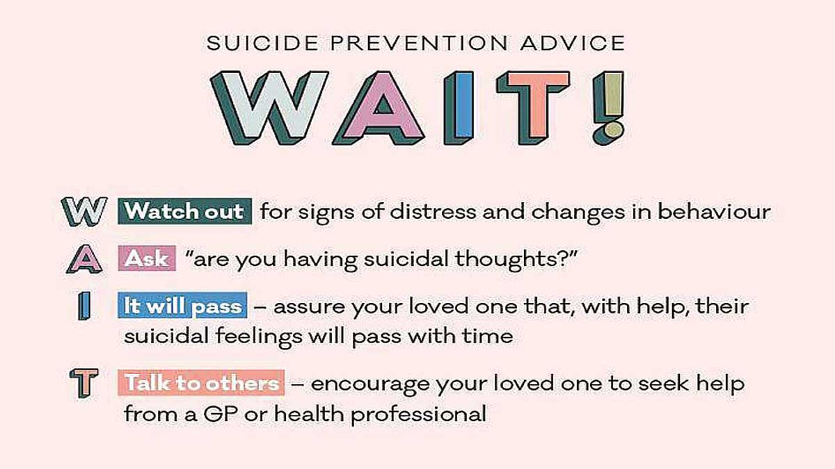 SuicidePreventionAdvice
